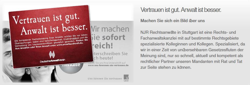 Scheidungsanwalt, Scheidungen in  Feuerbach (Stuttgart)